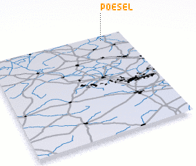 3d view of Poesel