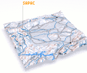 3d view of Sapaç