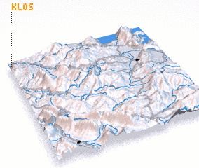 3d view of Klos