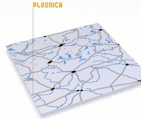 3d view of Płośnica