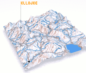 3d view of Kllojkë