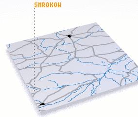 3d view of Smroków