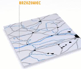3d view of Brzozowiec