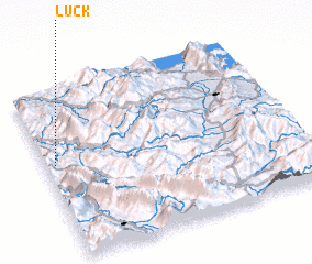 3d view of Luçk