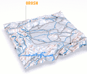 3d view of Orosh