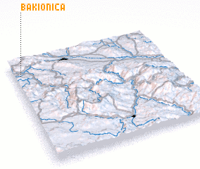 3d view of Bakionica
