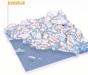 3d view of Buronjë