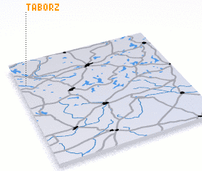 3d view of Tabórz