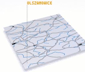 3d view of Olszamowice