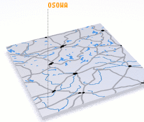 3d view of Osowa