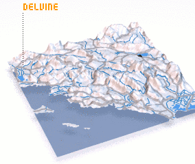 3d view of Delvinë