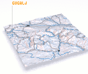 3d view of Gugalj