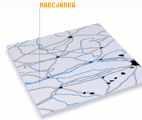 3d view of Marcjanka