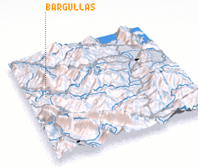 3d view of Bargullas