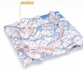 3d view of Jaupas