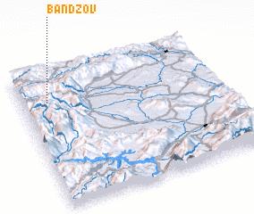 3d view of Bandžov