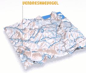 3d view of Vendresha e Vogël