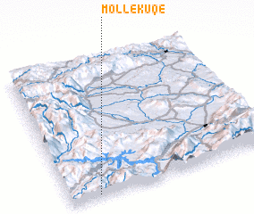 3d view of Mollëkuqe