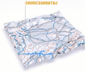 3d view of Shumicë-Ahmataj