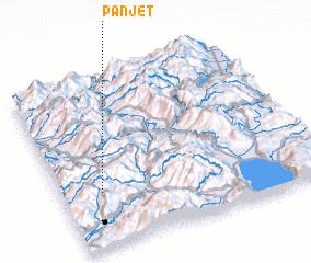 3d view of Panjet