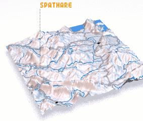 3d view of Spatharë