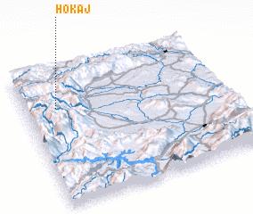 3d view of Hokaj