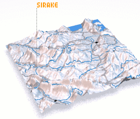 3d view of Sirakë