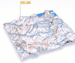 3d view of Selan
