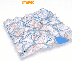 3d view of Staveç