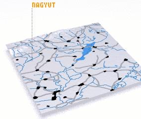 3d view of Nagyút