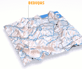 3d view of Beduqas