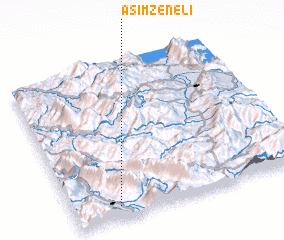 3d view of Asim Zeneli