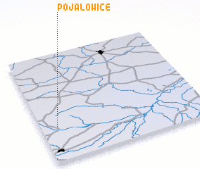 3d view of Pojałowice