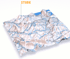 3d view of Storë