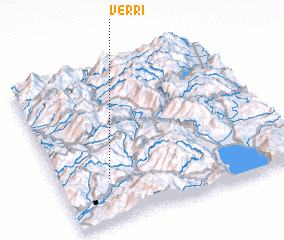 3d view of Vërri
