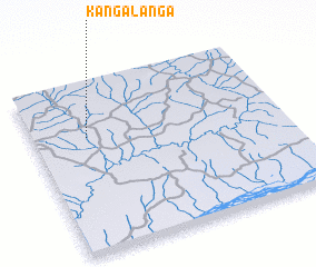 3d view of Kangalanga