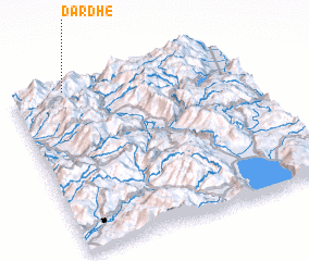 3d view of Dardhë