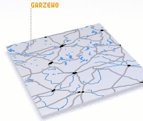 3d view of Garzewo