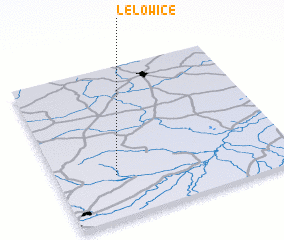 3d view of Lelowice