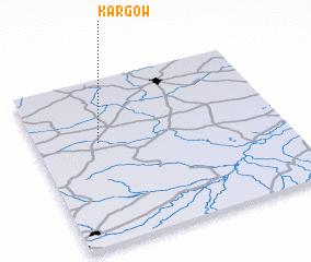 3d view of Kargów