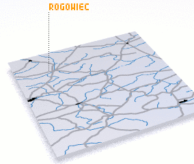 3d view of Rogowiec