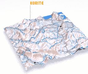 3d view of Koritë