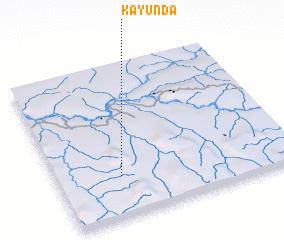 3d view of Kayunda