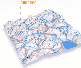 3d view of Gurë-Reç