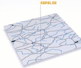 3d view of Kapałów
