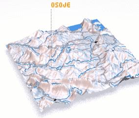 3d view of Osojë