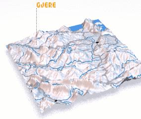 3d view of Gjerë