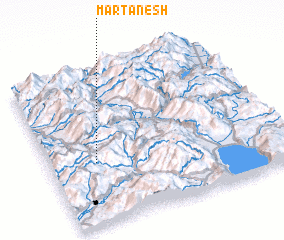 3d view of (( Martanesh ))