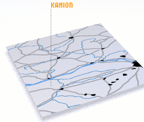 3d view of Kamion