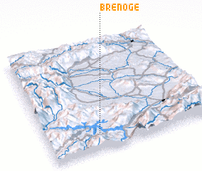 3d view of Brenogë